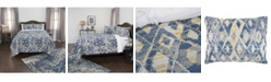 Rizzy Home Riztex USA Asher Queen 3 Piece Quilt Set
