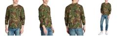 Polo Ralph Lauren Men's Big & Tall Classic Fit Camo Long-Sleeve T-Shirt