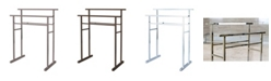 Kingston Brass Pedestal Steel Construction Towel Rack