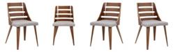Us Pride Furniture Bulger Side Chair