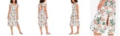 Roxy Juniors' Floral Midi Dress