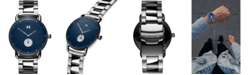 MVMT Men's Revolver Opar Stainless Steel Bracelet Watch 41mm