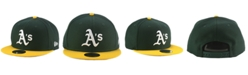New Era Oakland Athletics Basic 9FIFTY Snapback Cap
