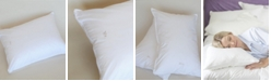 The Pillow Bar Down Alternative King Side Sleeper Pillow