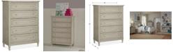 Furniture Emma Kids Bedroom Furniture, 5 drawer Chest