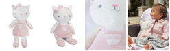 Living Textiles Ava Cat Knitted Plush Toy