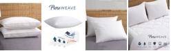 "Allied Home Pure weave Allergen Barrier 2"" Gusset Down Alternative Pillow, Queen"