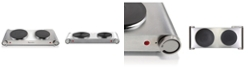 Professional Series Double Burner Portable Concealed Element