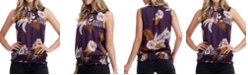 Fever Sleeveless Floral Top