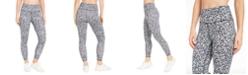 Ideology Heart-Print Leggings, Created for Macy's