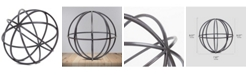 Crystal Art Gallery American Art Decor Table Top Orb Dyson Sphere Home Decor Sculpture Figurine Accessory