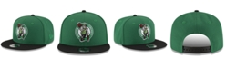 New Era Boys' Boston Celtics Basic 9FIFTY Snapback Cap
