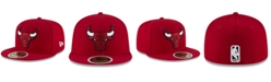 New Era Big Boys Chicago Bulls Basic 59FIFTY Fitted Cap