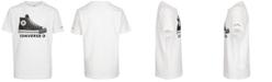 Converse Big Boys Sneaker T-Shirt