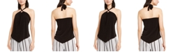 INC International Concepts INC O-Ring Halter Top, Created For Macy's