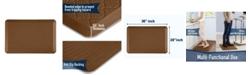 """Ornavo Home 0.75"""" Thick Non-Slip Premium Memory Foam Kitchen Mat"""
