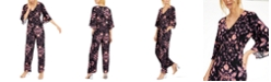 INC International Concepts INC Tie-Dyed Jumpsuit, Created For Macy's