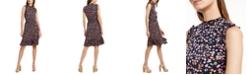 Michael Kors Floral-Print Dress