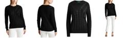 Lauren Ralph Lauren Cable-Knit Top