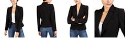 Bar III Puff-Sleeve Blazer, Created for Macy's