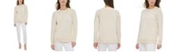 Calvin Klein Side-Button Sweater