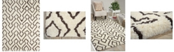 Long Street Looms Cresto CRE03 Ivory 5' x 7' Area Rug