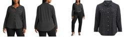 Lauren Ralph Lauren Stretch Jersey Shirt