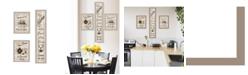 Trendy Decor 4U Trendy Decor 4u the Kitchen Collection Ii 3-piece Vignette by Millwork Engineering Collection