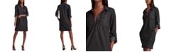 Lauren Ralph Lauren Utilitarian Shift Dress