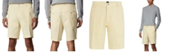 Hugo Boss BOSS Men's Slice Light Pastel Yellow Shorts