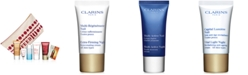 Clarins Choose your FREE 7-Pc. FEED Kit with $75 Clarins purchase - Created for Macy's