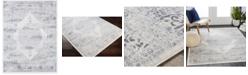 "Abbie & Allie Rugs Roma ROM-2313 Gray 9' x 12'3"" Area Rug"
