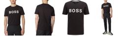 Hugo Boss Boss Men's Tiburt Black T-Shirt