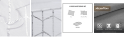 Intelligent Design Raina 4-Pc. Twin/Twin XL Duvet Cover Set