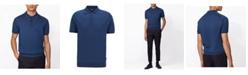 Hugo Boss BOSS Men's Ipaolo Short-Sleeved Knitted Sweater