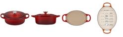 Le Creuset 1-Qt. Signature Enameled Cast Iron Oval Dutch Oven