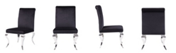 Acme Furniture Fabiola Side Chair, Set of 2