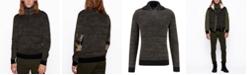 Hugo Boss BOSS Men's Kamoflage Regular -Fit Sweater