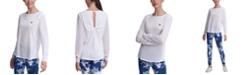 Tommy Hilfiger Cutout Contrast T-Shirt