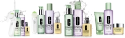 Clinique 3-Step Skin Care System for All Skin Types