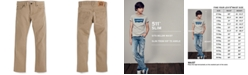 Levi's 511™  Slim Fit Sueded Pants, Big Boys