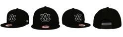 New Era Auburn Tigers Black White 9FIFTY Snapback Cap