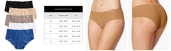 Calvin Klein Invisible Hipster 5-Pack QD3557