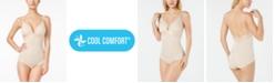 Maidenform Women's  Endlessly Smooth Firm Tummy-Control Plunge Bodybriefer DM1008