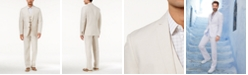 INC International Concepts I.N.C. Men's Nevin Linen Suit, Created for Macy's
