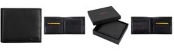TUMI Men's Global Nappa Leather Bifold Passcase