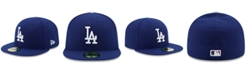 New Era Kids' Los Angeles Dodgers Authentic Collection 59FIFTY Cap