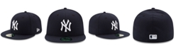 New Era Kids' New York Yankees Authentic Collection 59FIFTY Cap