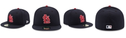 New Era Kids' St. Louis Cardinals Authentic Collection 59FIFTY Cap