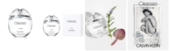 Calvin Klein Obsessed For Women Eau de Parfum Spray, 3.4 oz.